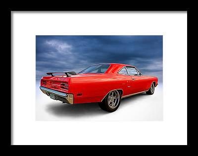 Roadrunner Framed Prints