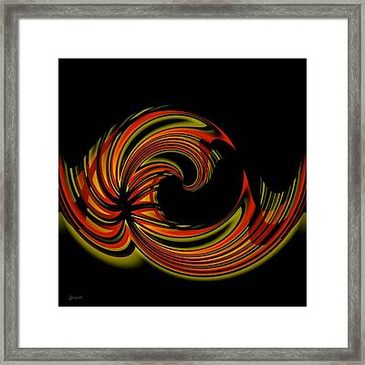 700 24 Framed Print by Brian Johnson