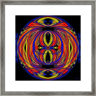 700 33 Framed Print by Brian Johnson