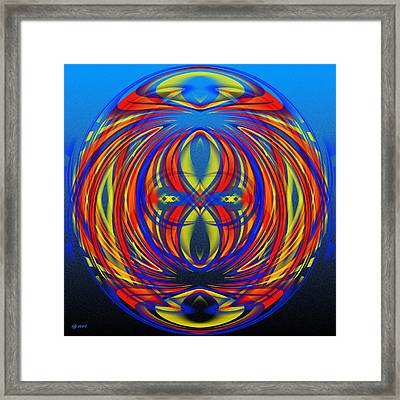 700 34 Framed Print by Brian Johnson