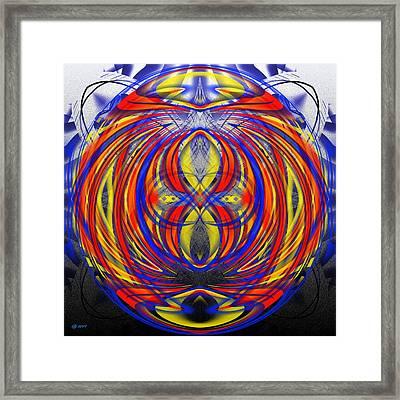 700 35 Framed Print by Brian Johnson