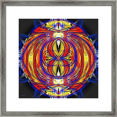 700 36 Framed Print by Brian Johnson