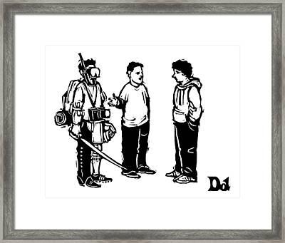 New Yorker January 5th, 2009 Framed Print