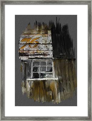 '76' Framed Print by Dale Stillman