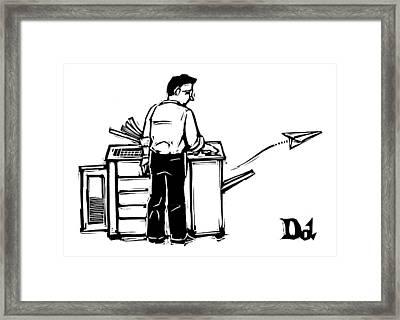 New Yorker June 5th, 2006 Framed Print