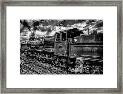 7812 Erlestroke Manor Framed Print by Adrian Evans