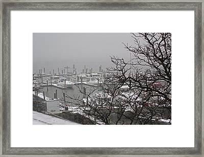 79th Street Boat Basin Framed Print