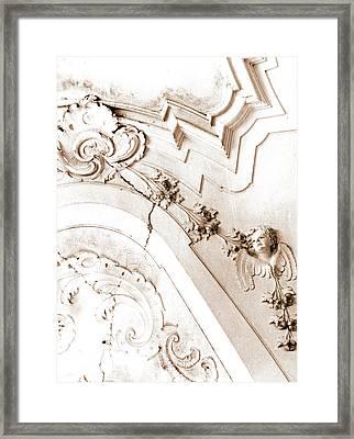 Abruzzo, Pescara, Penne, Madonna Del Carmine Framed Print