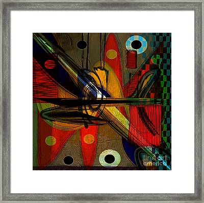 Abstract Art Collection Framed Print by Marvin Blaine