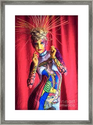 Anima Arcana Framed Print