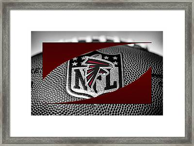 Atlanta Falcons Framed Print