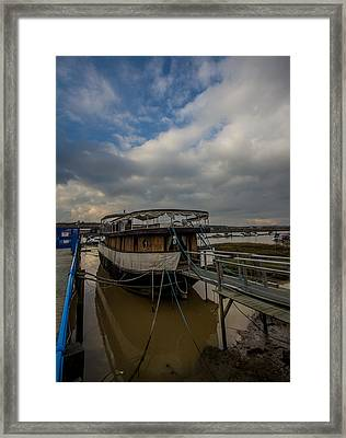 Borstall Marina Framed Print by Dawn OConnor
