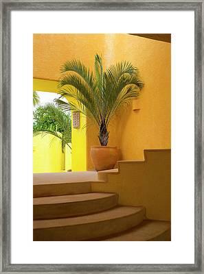Costa Careyes, Costalegre, Jalisco Framed Print by Douglas Peebles