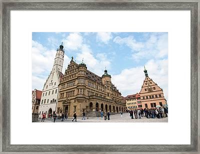 Europe, Germany, Baden-wurttemberg Framed Print by Jim Engelbrecht