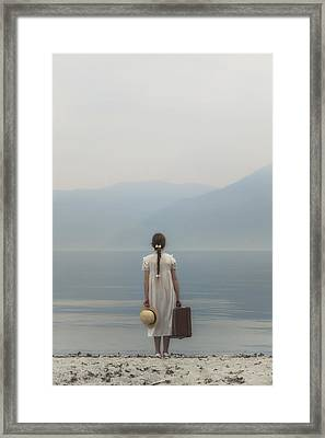 Farewell Framed Print by Joana Kruse