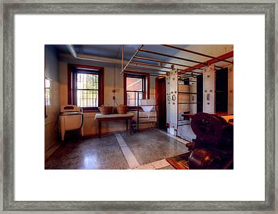 Glensheen Mansion Duluth Framed Print
