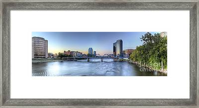 Grand Rapids  Framed Print by Twenty Two North Photography