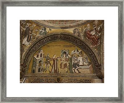 Italy, Veneto, Venice, San Marco Framed Print