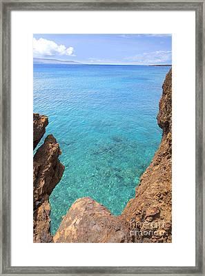 La Perouse Bay Framed Print by Jenna Szerlag
