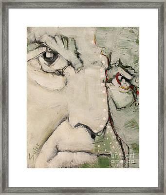 8.  Martin Van Buren Framed Print
