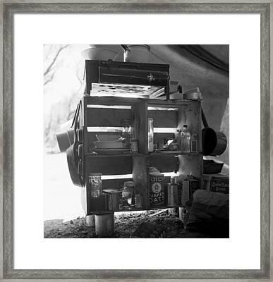 Migrant Camp, 1939 Framed Print by Granger