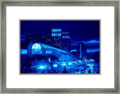 Night Shoot Framed Print by JJ Cross