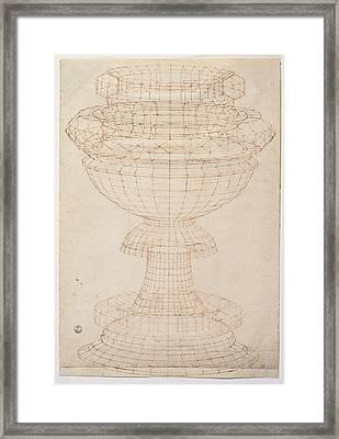 Pietro Di Benedetto Dei Franceschi Framed Print