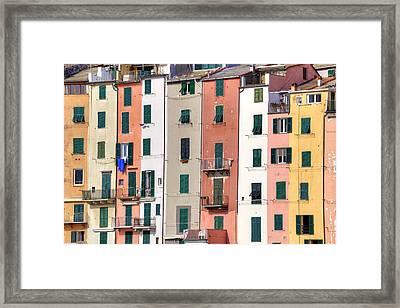 Porto Venere Framed Print