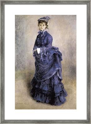 Renoir, Pierre-auguste 1841-1919. The Framed Print