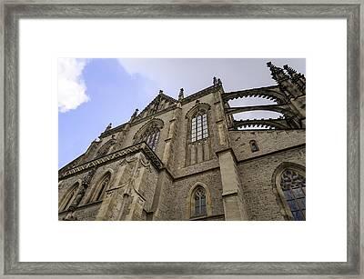 Saint Barbara's Church. Framed Print by Fernando Barozza
