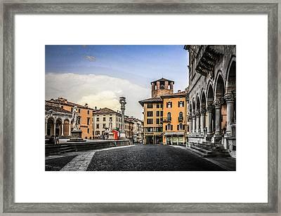 Udine Framed Print by Chris Smith