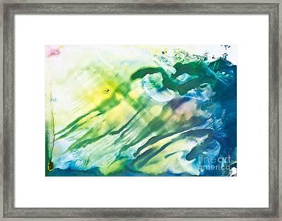 Untitled Framed Print by Noppanun Kunjai