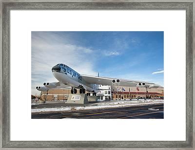 Usa, Colorado, Denver, Wings Framed Print