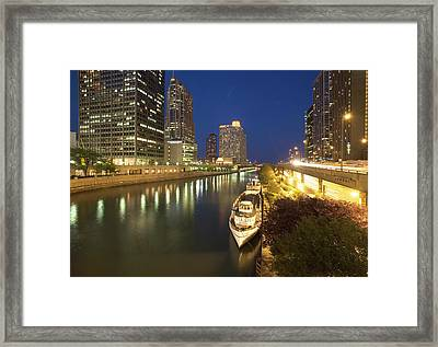 Usa, Illinois, Chicago Framed Print by Jaynes Gallery