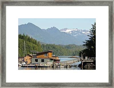 Vancouver Island, Tofino Framed Print