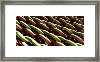 Abstract Framed Print by Bogdan Floridana Oana