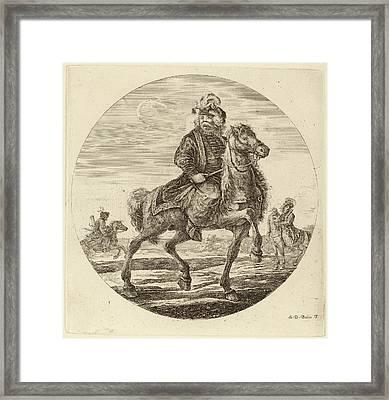 Stefano Della Bella Italian, 1610 - 1664 Framed Print