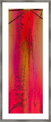 8234a2 Framed Print by Mickey Harris