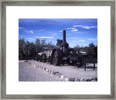 832 Sl Old Dinah Framed Print by Chris Berry