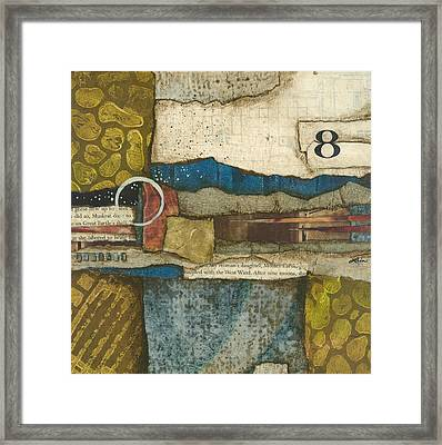 8th Before The Nineth Moon Framed Print by Laura  Lein-Svencner