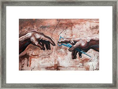 8th Day Framed Print by The Styles Gallery
