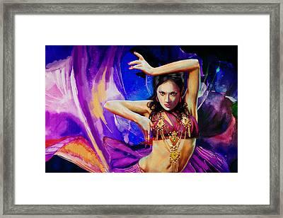 Kaatil Haseena 2 Framed Print by Corporate Art Task Force