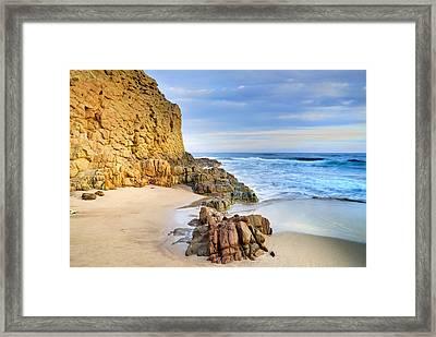 Cabo De Gata Framed Print by Guido Montanes Castillo