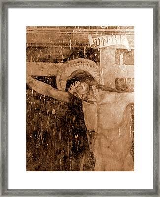 Campania Caserta Capua S Framed Print by Litz Collection