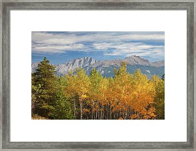 Canada, Alberta, Jasper National Park Framed Print by Jaynes Gallery