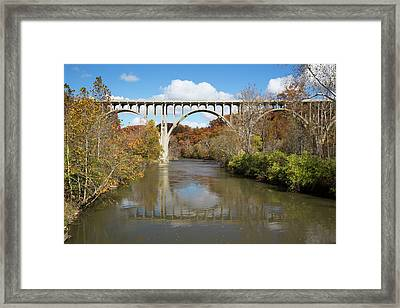 Cuyahoga Valley National Park Framed Print