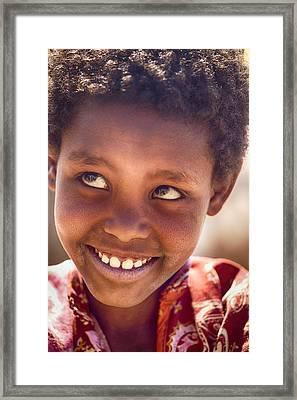 Ethiopia Framed Print