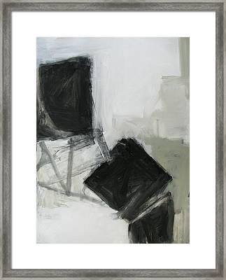 Figure Framed Print