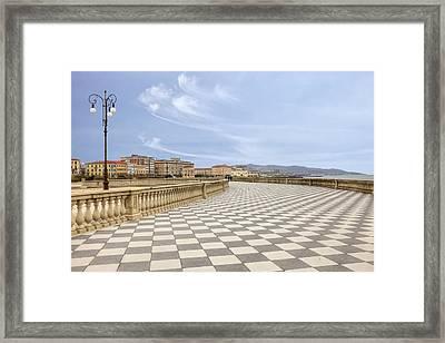 Livorno Framed Print by Joana Kruse