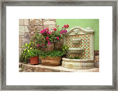 North America, Mexico, Guanajuato Framed Print by John and Lisa Merrill